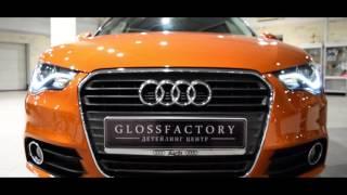 Audi A1 - нанотитановое защитное покрытие Modesta(Audi A1 - нанотитановое защитное покрытие Modesta Детейлинг центр http://GFdetaling.com Екатеринбург, Сибирский тракт,..., 2015-12-21T05:52:39.000Z)