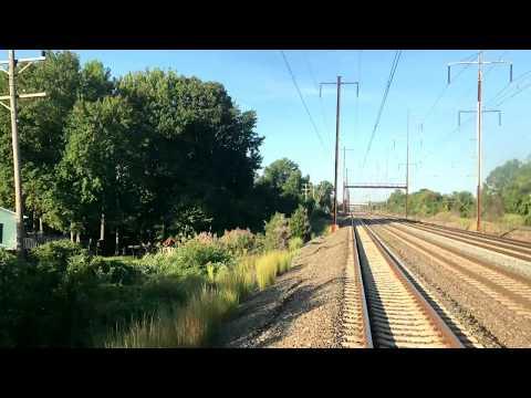 Septa Regional Rail Time-lapse