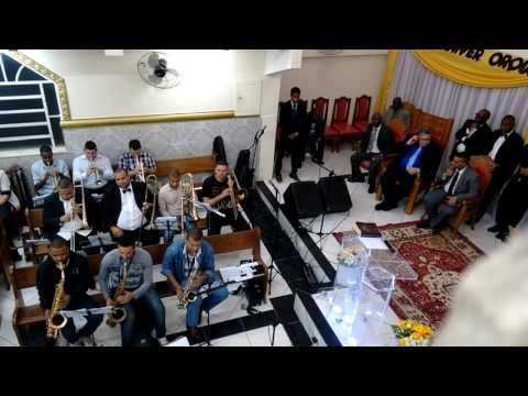 Serenata pra DEUS - Genesis big band