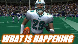 WHAT CAN WE DO? - MADDEN 2004 DOLPHINS FRANCHISE VS COLTS s2w11