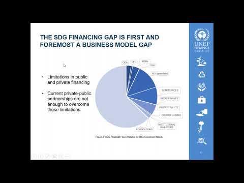 Rethinking Impact to Finance the SDGs - 3rd September 2018