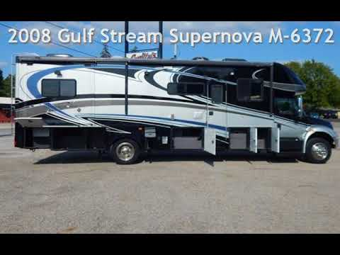2008 Gulf Stream Supernova M-6372 for sale in Angola, IN