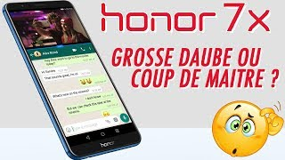Download Video HONOR 7X - Avis Sur le Nouveau Smartphone de Honor ! MP3 3GP MP4