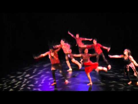 Contemporary (Patu80ne) - Whitireia Performing Arts Graduation Show 2014