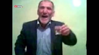 AzNewsTV: 60 yaşlı kişi muğam oxuyur