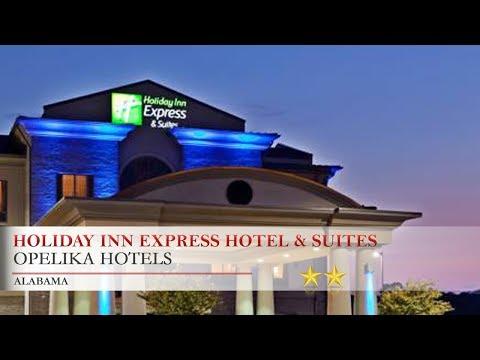Holiday Inn Express Hotel & Suites Opelika Auburn - Opelika Hotels, Alabama