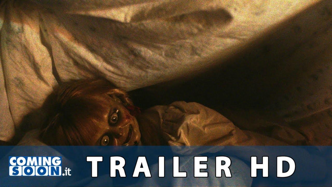 Annabelle 3: Nuovo Trailer Italiano del Film Horror (2019) - HD