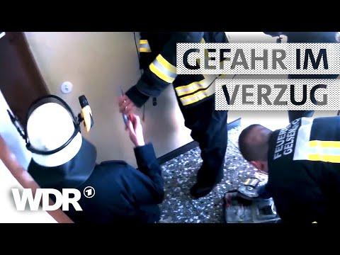 Feuer & Flamme | Vermisste Person in verschlossener Wohnung | WDR