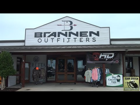 Brannen Outfitters Perry Georgia: A Great Gun Shop Visit!