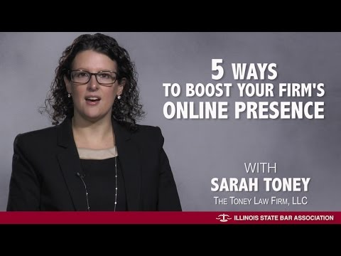 5 Ways to boost your online presence