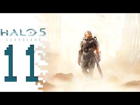 Halo 5: Guardians (Campaign) - EP11 - Inside The Kraken