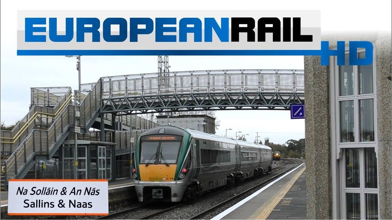 Rail transport in Ireland - Wikipedia