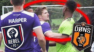 FIGHT BREAKS OUT VS SE DONS! (BIGGEST YOUTUBE RIVALRY)