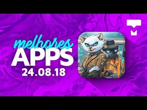 Melhores Apps da Semana para Android e iOS (24/08/2018) - TecMundo
