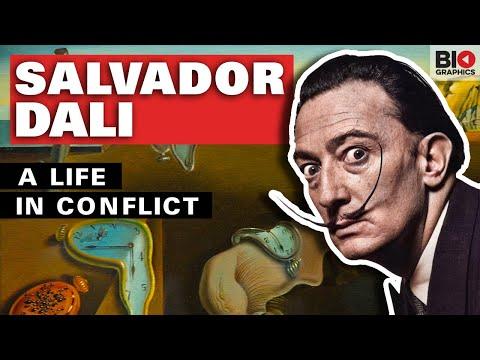 Salvador Dali: A Life in Conflict