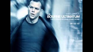 """Extreme Ways"" from Bourne Ultimatum(ボーンアルティメイタム)"