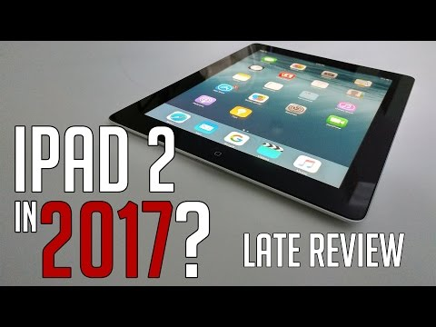 iPad 2 in 2017? REVIEW (iOS 9.3.5)