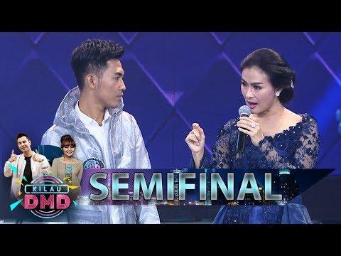 Iis Dahlia Gemes Banget Nih Sama Wisnu, Apa Penyebabnya Ya? - Semifinal Kilau DMD (22/2)