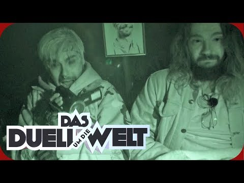 SÜDAFRIKA: Bill & Tom Kaulitz und die Nacht bei den Löwen | Duell um die Welt | ProSieben