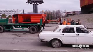 УЯР-01 в роботі