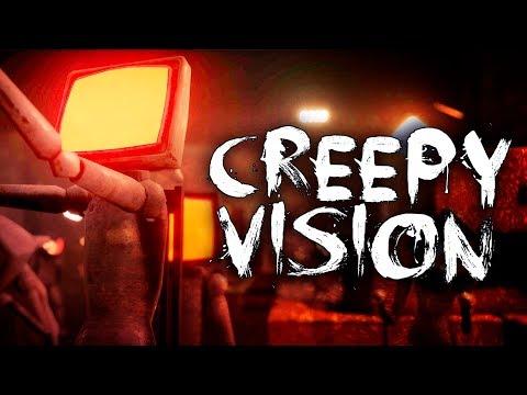 Весь СЮЖЕТ и КОНЦОВКИ CREEPY VISION!! Все ТЕОРИИ и ДОГАДКИ!! ПСИХОПАТ и СКРЫТОЕ ПРОШЛОЕ!!