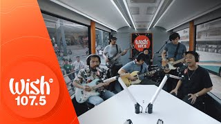 "Lions and Acrobats perform ""Patch Adams"" LIVE on Wish 107.5 Bus"