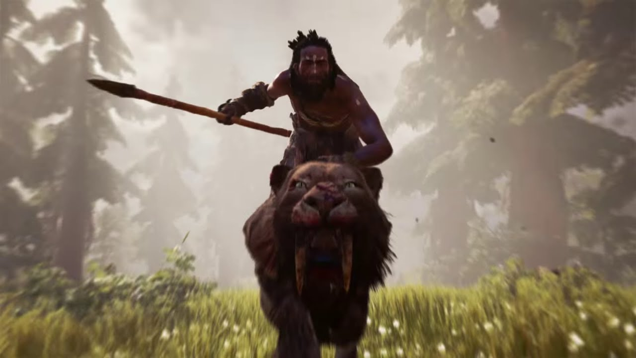 how to ride beasts in far cry primal