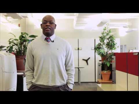 Franck Affo, chef d'équipe service à la clientèle et formation chez ACCEO (1/6)