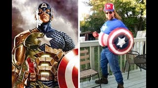 Top 15 funny Costumes are really enjoyable