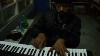 Raag desh (on keyboard)