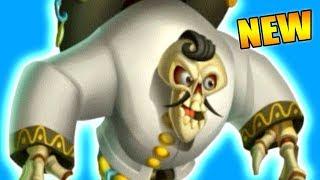 Skull Rivera Monster Legends - (Future Monster) (Legendario & Luz) Maxi Tuning