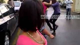 2 Jamaican University Girls Fighting Over Another Woman