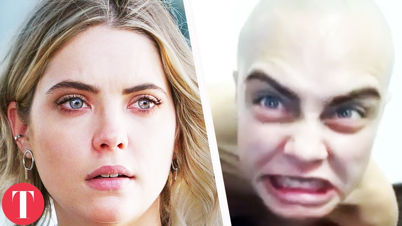 Ashley Benson And Cara Delevingne Were Doomed From The Start