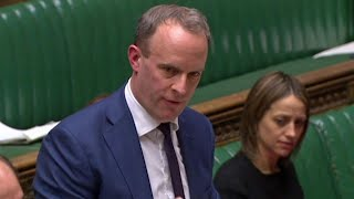 Watch again: Dominic Raab makes statement on Huawei 5G network roll out in UK