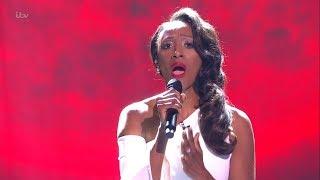 The X Factor Celebrity UK 2019 Live Week 1 Victoria Ekanoye Full Clip S16E03