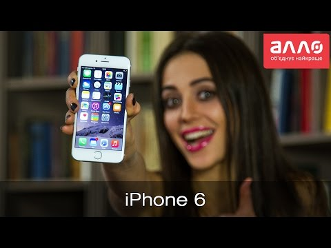 Видео-обзор смартфона Apple iPhone 6