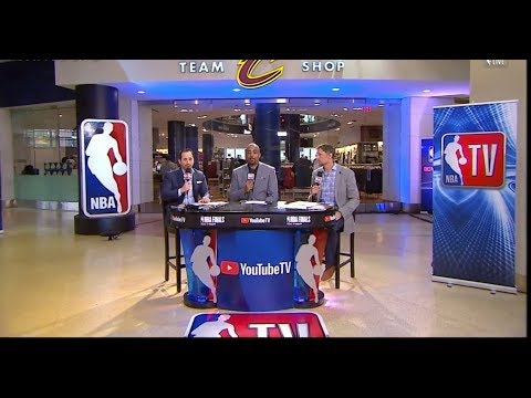 Warriors vs Cavaliers Game 3 Look Ahead | 2018 NBA Finals | NBA GameTime