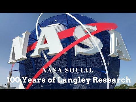 NASA Social - 100 Years of NASA Langley Research Center