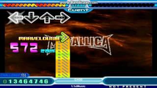 Stepmania - Metallica - One (Challenge)