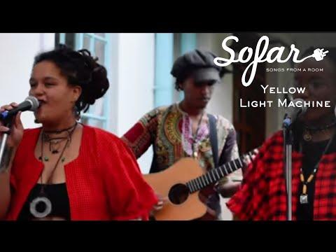Yellow Light Machine - Barz | Sofar Nairobi