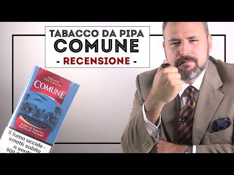 Tabacco COMUNE - Recensione