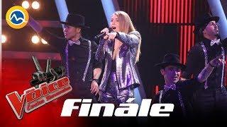 Markéta Chladová - Get Lucky (Daft Punk) - Finále 2 - The VOICE Česko Slovensko 2019