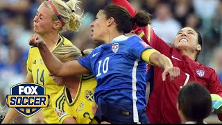 Lalas: Sen. Blumenthal's comments on Hope Solo 'political grandstanding'