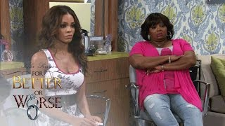 The Pregnancy Test Results Are In | Tyler Perry's For Better or Worse | Oprah Winfrey Network