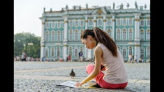 Saint Petersburg a dream city. travel and learn (Places to visit in Russia)