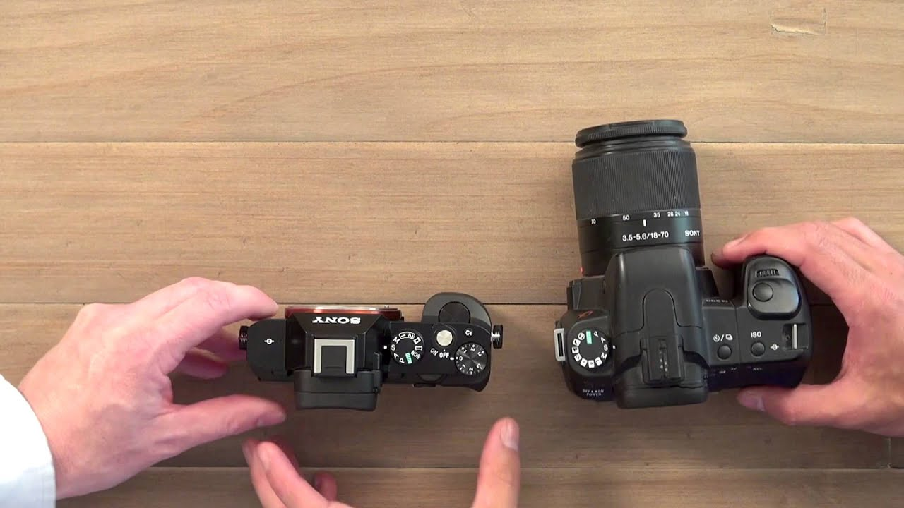 sony learntv full frame mirrorless cameras - Mirrorless Full Frame