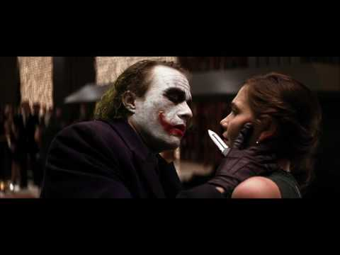 Why So Serious?  The Dark Knight