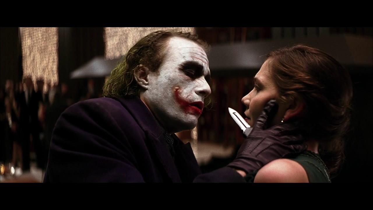 BH | Em không cần mặc đẹp - vì anh thích nhỏ kia ! Why So Serious? | The Dark Knight
