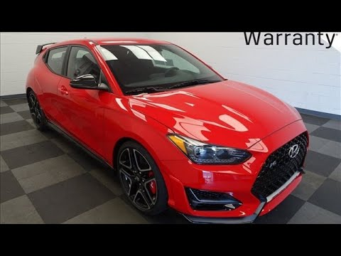 New 2019 Hyundai Veloster Fredericksburg VA Richmond, VA #HKU003225 - SOLD