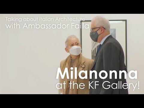 [글로벌아츠] 크리에이터 논나 장명숙님과 파일라 대사님의 이탈리아 건축 토크 @KF갤러리 Special Guests Explore Italian Architecture